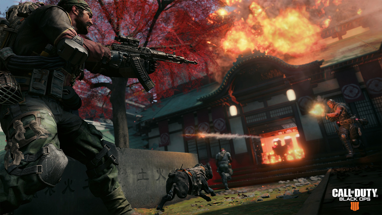 Call of Duty: Black Ops 4 Breaks Record