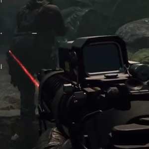 Call of Duty Black Ops Cold War assault rifle