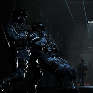 Call of Duty Ghosts PS4 Assassinate