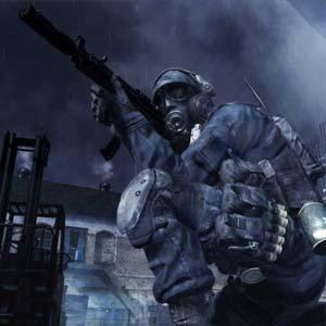 Call Of Duty 4 Modern Warfare 3 - Character