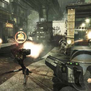 Call Of Duty 4 Modern Warfare 3 - Attack
