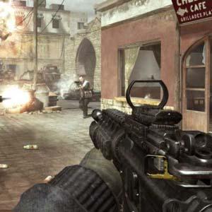 Call Of Duty 4 Modern Warfare 3 - Weapon