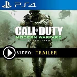 Call of Duty Modern Warfare Remastered PS4 Prices Digital or Box Edition