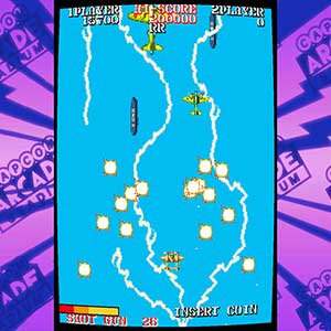 Capcom Arcade Stadium Lightning Attack