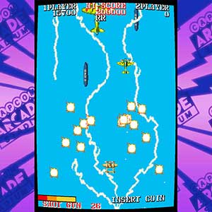 Capcom Arcade Stadium Packs 1, 2, and 3 Shotgun