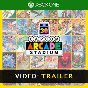 Capcom Arcade Stadium Packs 1, 2, and 3 Xbox One Video Trailer
