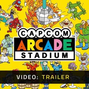 Capcom Arcade Stadium Video Trailer
