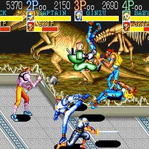Capcom Beat Em Up Bundle Captain Commando