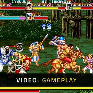 Capcom Beat Em Up Bundle Gameplay Video