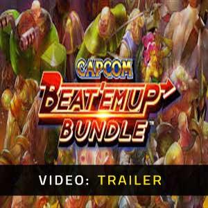 Capcom Beat Em Up Bundle Video Trailer