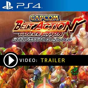 Capcom Beat 'Em Up Bundle PS4 Prices Digital or Box Edition