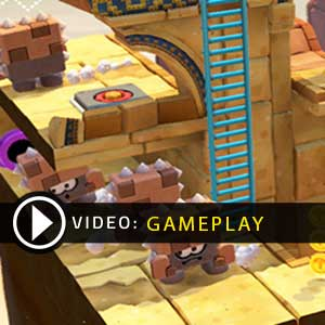Captain Toad Treasure Tracker Nintendo Switch Gameplay Video