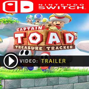 Captain Toad Treasure Tracker Nintendo Switch Prices Digital or Box Edition