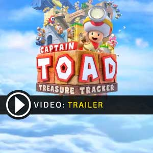 Captain Toad Treasure Tracker Nintendo Wii U Prices Digital or Physical Edition