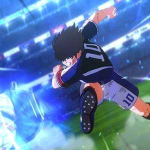 Captain Tsubasa clashing