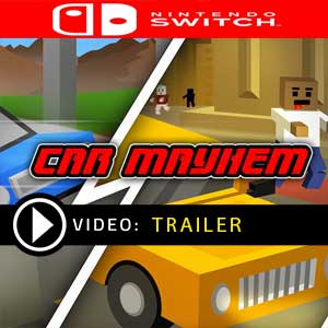Car Mayhem Nintendo Switch Prices Digital or Box Edition