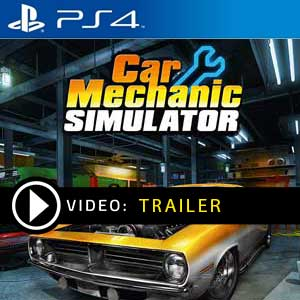 Car Mechanic Simulator PS4 Prices Digital or Box Edition