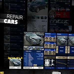 repair cars