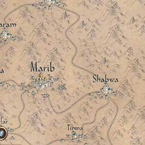 Caravan Map