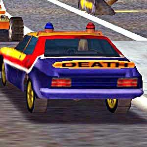Carmageddon TDR 2000 - Death