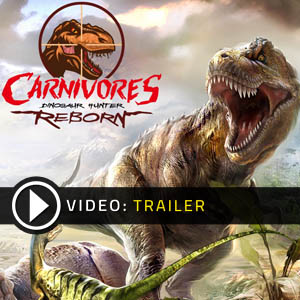 Buy Carnivores Dinosaur Hunter Reborn CD Key Compare Prices