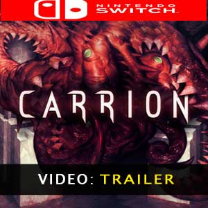 Carrion Nintendo Switch Prices Digital or Box Edition