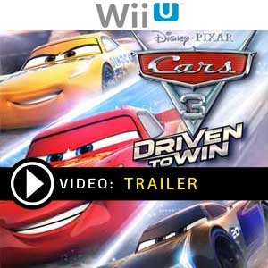 Cars 3 Driven to Win Nintendo Wii U Prices Digital or Box Edition