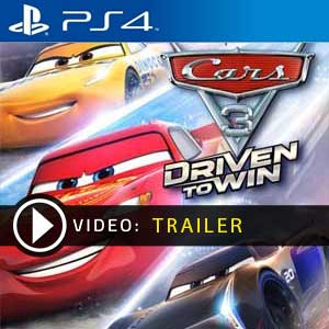Buy Cars 3 Driven To Win Ps4 Game Code Compare Prices