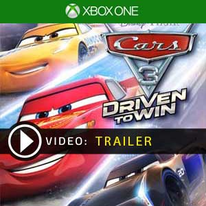 buy cars 3 driven to win xbox one code compare prices. Black Bedroom Furniture Sets. Home Design Ideas