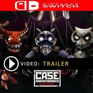 CASE Animatronics Nintendo Switch Prices Digital or Box Edition