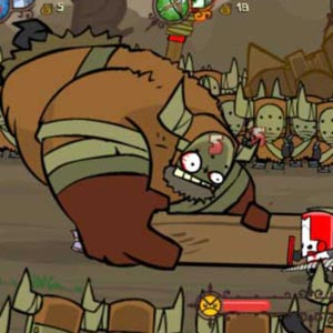 Castle Crashers Enemy