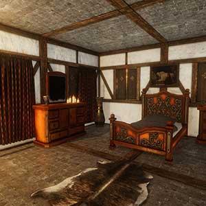 Castle Flipper - King's Bed