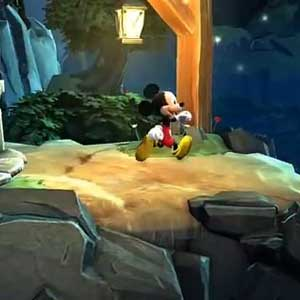 Castle of Illusion starring Mickey Mouse Character