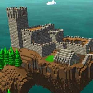 Finish product castle