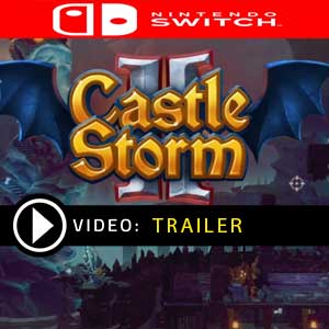CastleStorm 2 Nintendo Switch Prices Digital or Box Edition