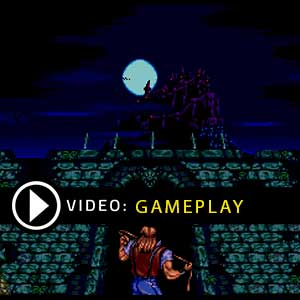 Castlevania Anniversary Collection Gameplay Video