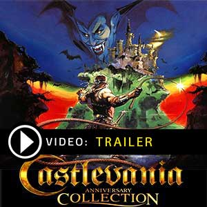 Buy Castlevania Anniversary Collection CD Key Compare Prices