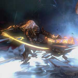 Castlevania Lords of Shadow 2 Revelations Fight