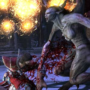 Castlevania Lords of Shadow Ultimate Edition female vampire