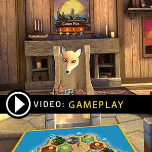 Catan VR Gameplay Video