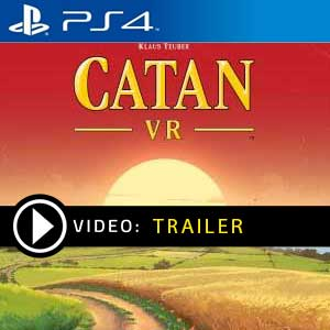 Catan VR PS4 Prices Digital or Box Edition