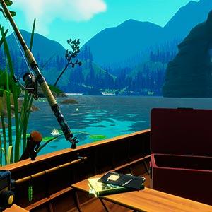 good fishing ground