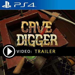 Cave Digger PS4 Prices Digital or Box Edition