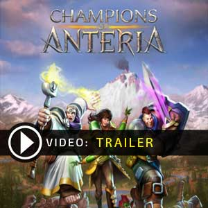 Buy Champions of Anteria CD Key Compare Prices