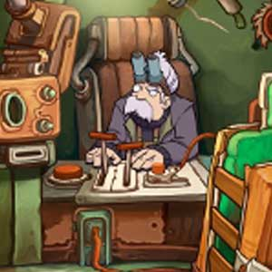 Chaos on Deponia - Lab