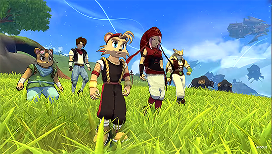 Shiness: The Lightning Kingdom Overview Trailer