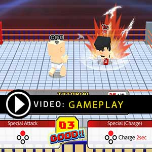 Chiki-Chiki Boxy Pro Wrestling Nintendo Switch Gameplay Video