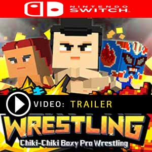 Chiki-Chiki Boxy Pro Wrestling Nintendo Switch Prices Digital or Box Edition