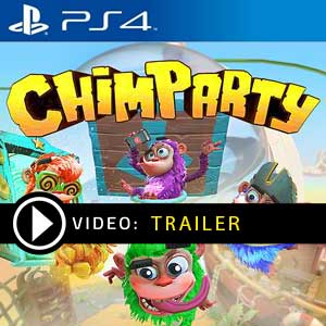 Chimparty PS4 Prices Digital or Box Edition