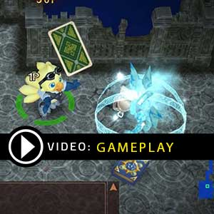 Chocobo's Mystery Dungeon EVERY BUDDY Gameplay Video